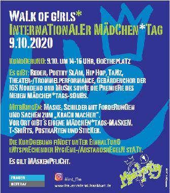 Mädchentag 2021